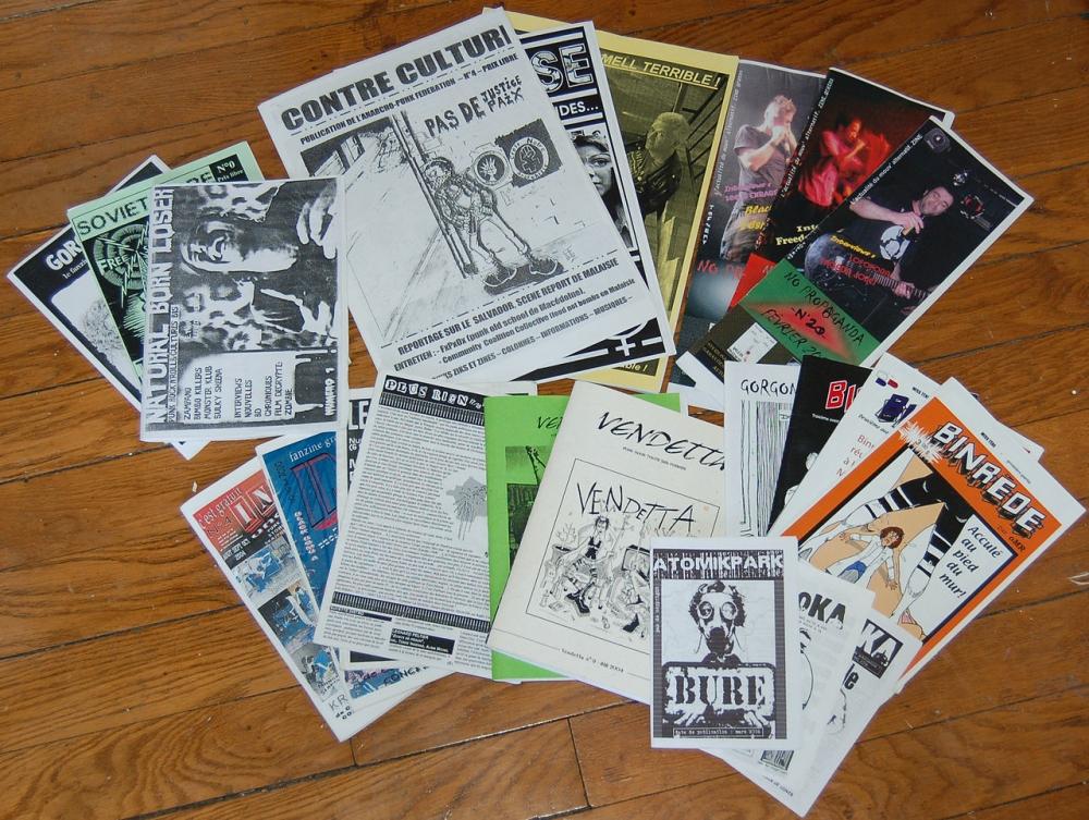 Blog De Mastoner Com C 243 Mo Hacer Un Fanzine Con Una