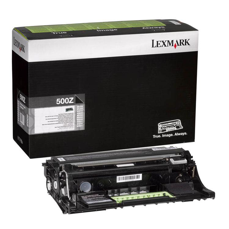 Unidad De Imagen 500z 50f0z00 Lexmark Ms310 Ms410 Ms510