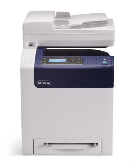 IMPRESORA MULTIFUNCION LASER COLOR XEROX WORKCENTER 6505VN RED
