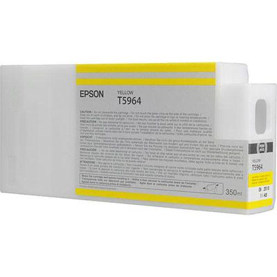 EPSON C.AMARILLO SP7900(350ML) - Tinta Original                C13T596400
