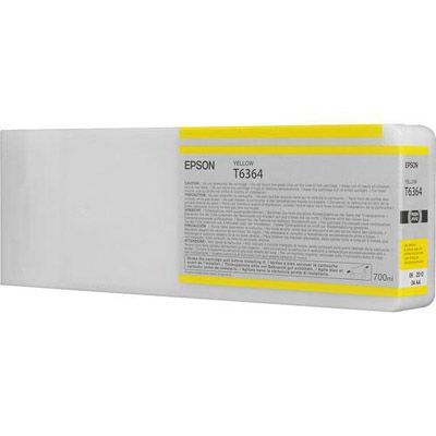 EPSON AMARILLO SP7900 (700ML) - Tinta Original                C13T636400