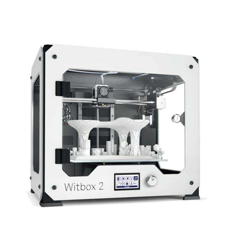 Blog De Mastoner Com Impresora 3d Bq Witbox 2 La