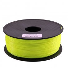 FILAMENTO ABS 1KG AMARILLO FLUO 1,75MM