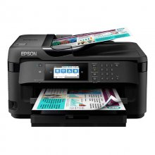 IMPRESORA MULTIFUNCION EPSON WORKFORCE WF-7710DWF