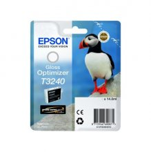 TINTA EPSON T3240 PUFFIN OPTIMIZADOR BRILLO C13T32404010 SC-P400