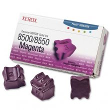 TINTA SOLIDA MAGENTA 108R00670 XEROX PHASER 8500/8550 PACK3