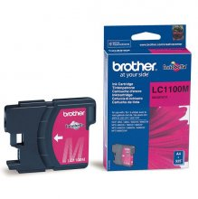 TINTA MAGENTA BROTHER LC1100M MFC6490CW/MFC5890CN