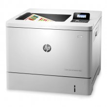 IMPRESORA HP COLOR LASERJET ENTERPRISE M553DN B5L25A DUPLEX/RED