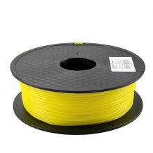 FILAMENTO FLEXIBLE TPU AMARILLO 0,8KG 1,75mm