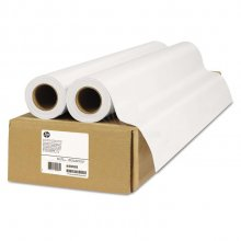 ROLLO PAPEL PLOTTER HP USO DIARIO MATE CH026A 120GR 2UD