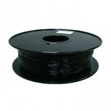 FILAMENTO FLEXIBLE TPU NEGRO PREMIUM 0,8KG 1,75mm