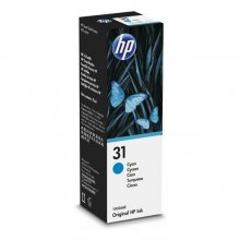 TINTA HP 31 CIAN 1VU26AE SMART TANK WIRELESS 455