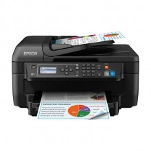 IMPRESORA EPSON WORKFORCE WF-2750DWF DUPLEX/WIFI/FAX
