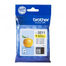 TINTA BROTHER LC3211Y AMARILLO