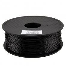 FILAMENTO ABS 1KG NEGRO 1,75MM
