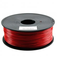 FILAMENTO ABS 1KG ROJO BRILLANTE 1,75MM
