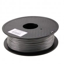 FILAMENTO FLEXIBLE TPU GRIS 0,8KG 1,75mm