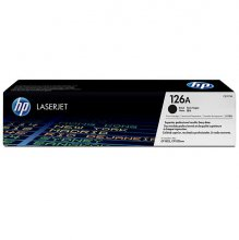 TONER HP 126A CE310A NEGRO LASERJET PRO CP1025/M175NW