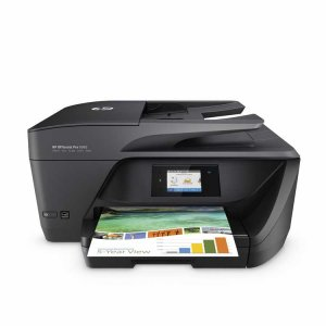 IMPRESORA MULTIFUNCION HP OFFICEJET PRO 6960 FAX/RED/WIFI