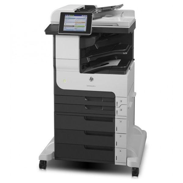 Impresora Multifuncion Laser Monocromo Hp M725z Red Duplex