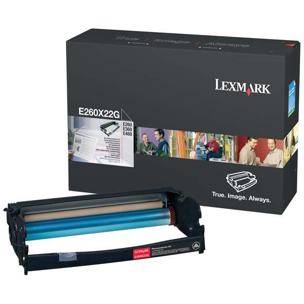 Fotoconductor Lexmark E260X22G, 30.000 Paginas