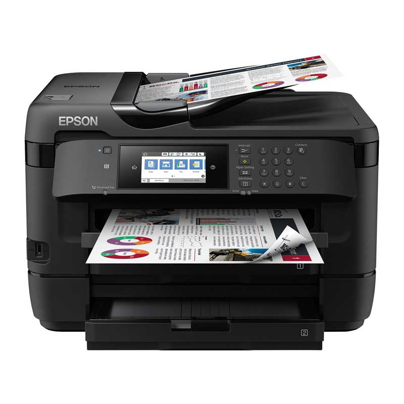 Epson Workforce Wf 7720dtwf A3 C11cg37412 Mastoner